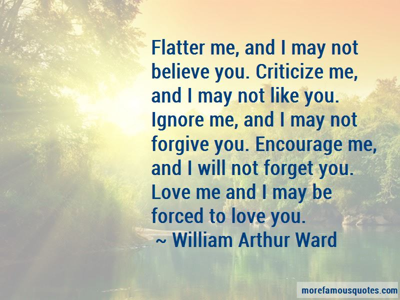 Flatter Love Quotes