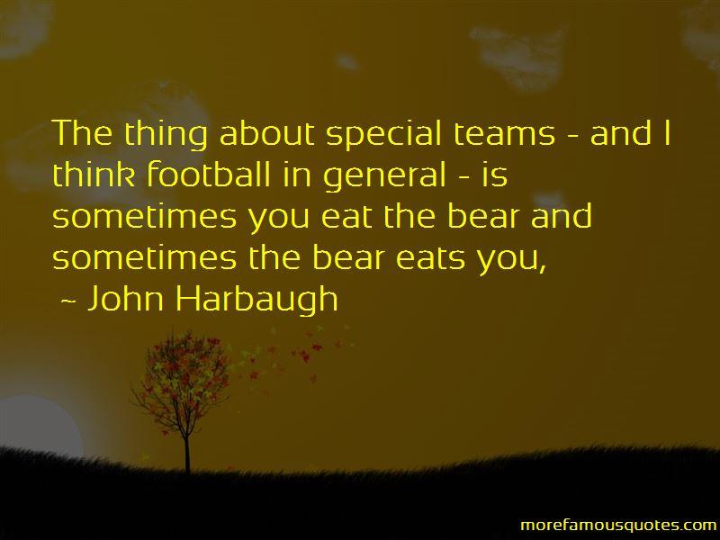 Football Special Teams Quotes