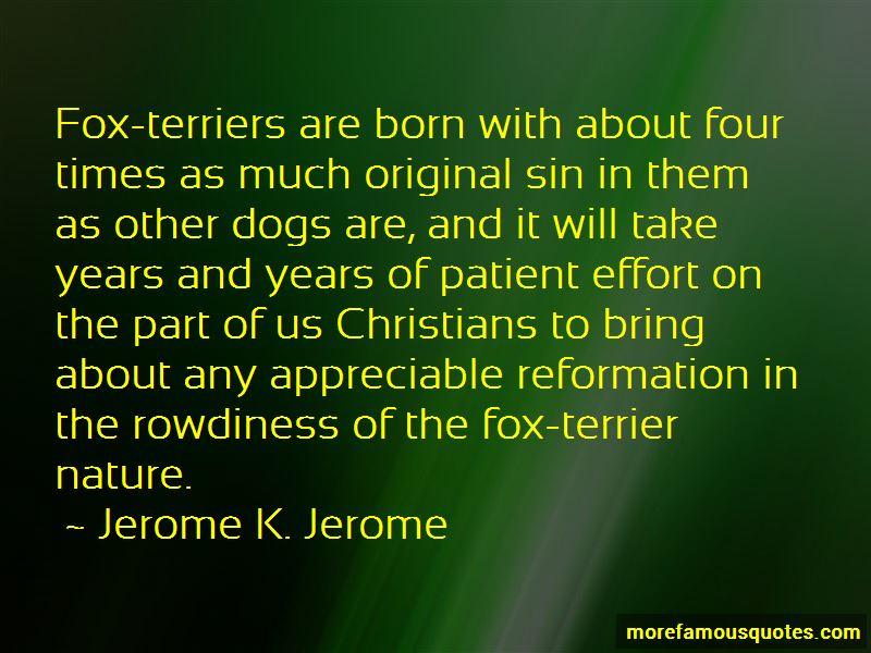 Fox Terrier Quotes