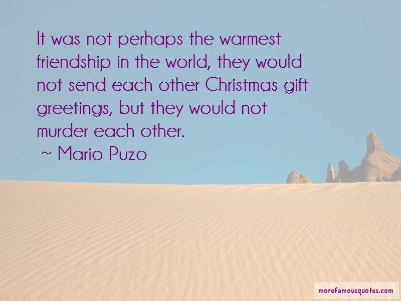 Friendship Greetings Quotes