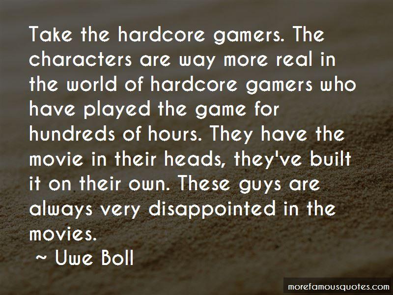 Gamers Movie Quotes