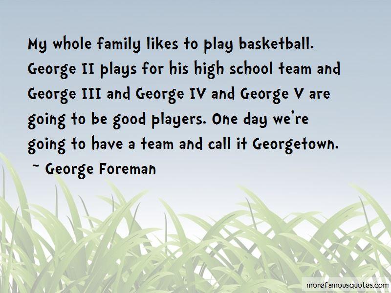 George Iv Quotes