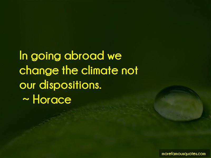 Going To Abroad Quotes Pictures 2