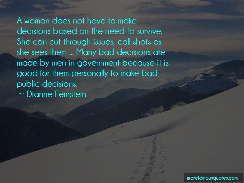 Good Bad Decisions Quotes