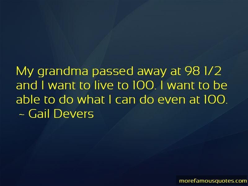 Grandma Passed Quotes: top 4 quotes about Grandma Passed ...