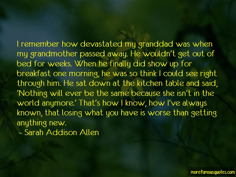 Grandmother Passed Away Quotes Pictures 2