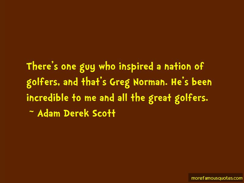 Great Golfers Quotes