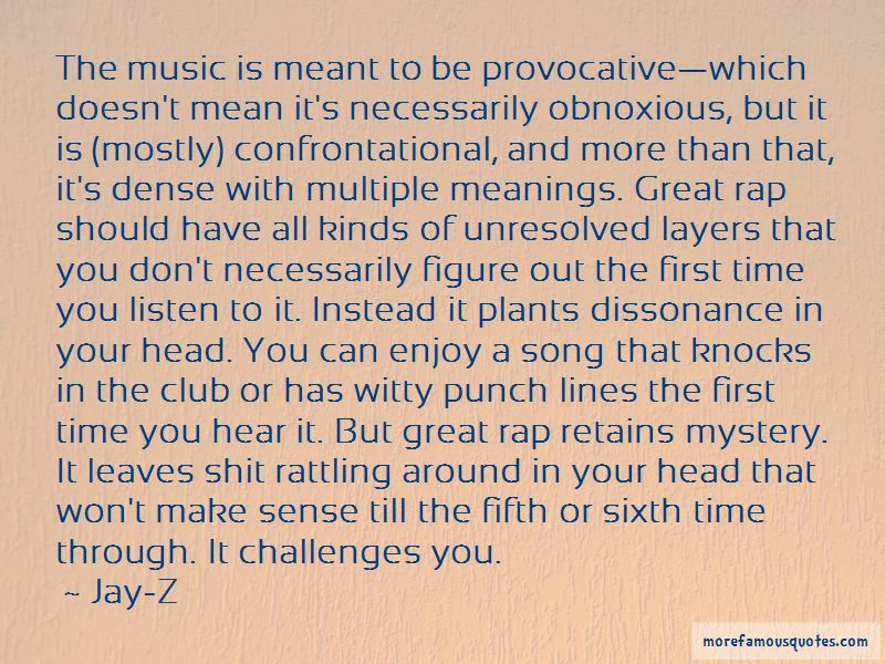 Great Rap Quotes