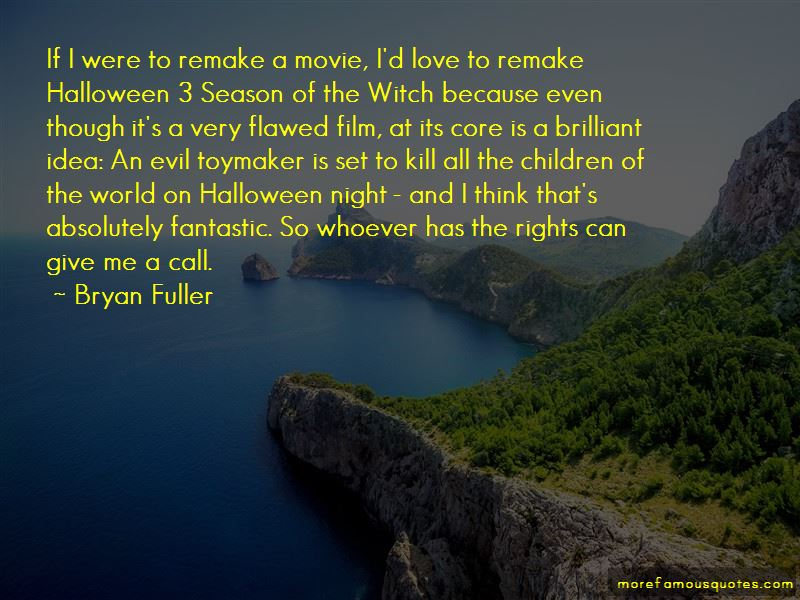 Halloween Remake Quotes
