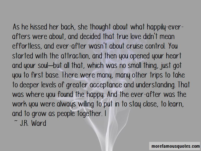 Happy Ever Afters Quotes