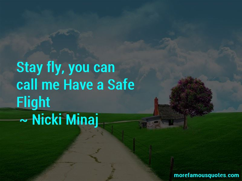 Have Safe Flight Quotes