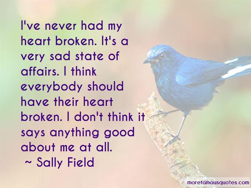 Heart Broken Very Sad Quotes