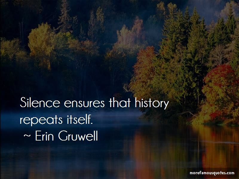History Repeats Quotes Pictures 3