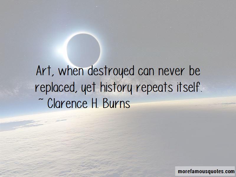 History Repeats Quotes