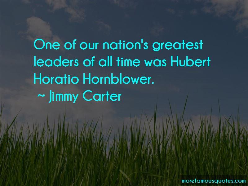 Horatio Hornblower Quotes