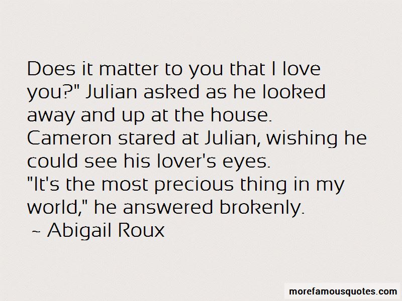 House And Cameron Quotes