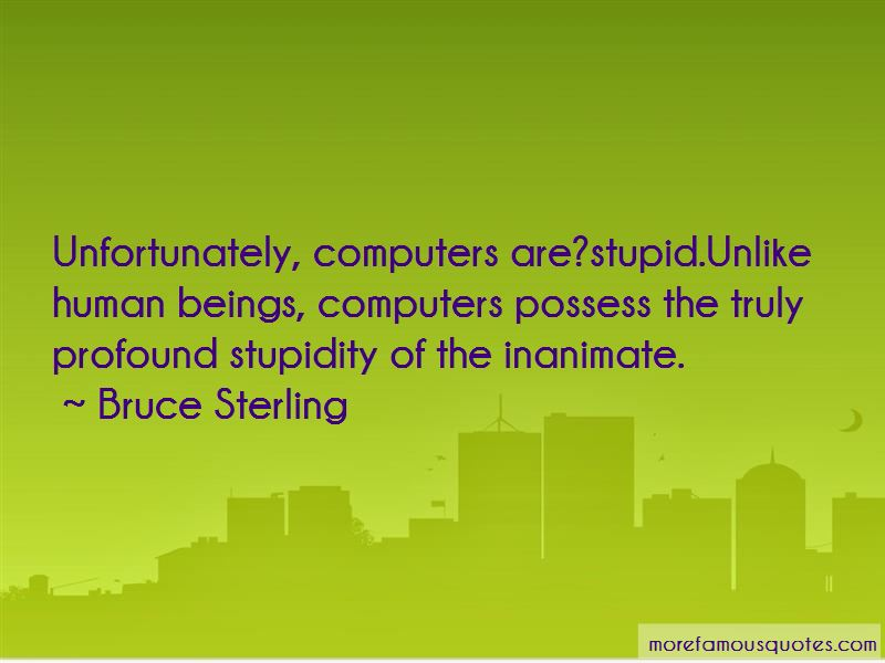 Human Beings Are Stupid Quotes Pictures 4