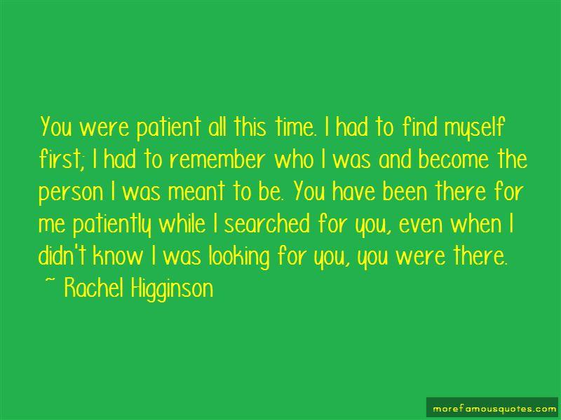 I Had Quotes