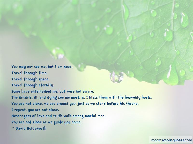 I'll Walk Alone Quotes