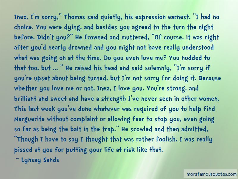 i am sorry i love you quotes