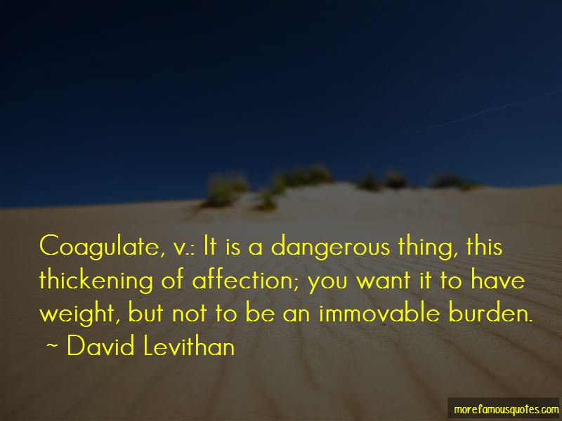 Immovable Quotes