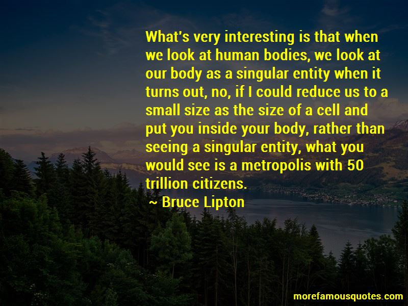 Inside The Human Body Quotes Pictures 3