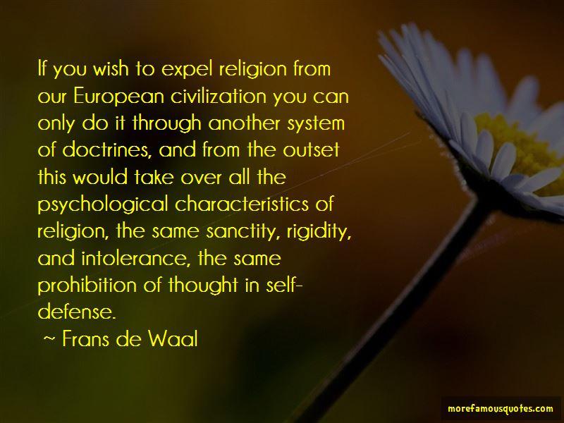 Intolerance Religion Quotes