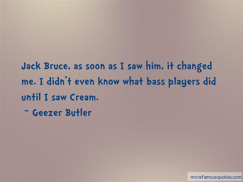 Jack Bass Quotes