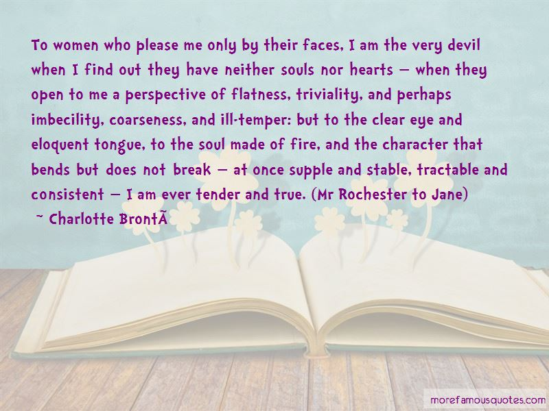 Jane And Mr Rochester Quotes