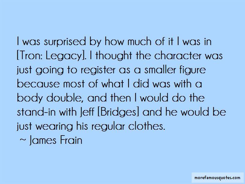 Jeff Bridges Tron Quotes