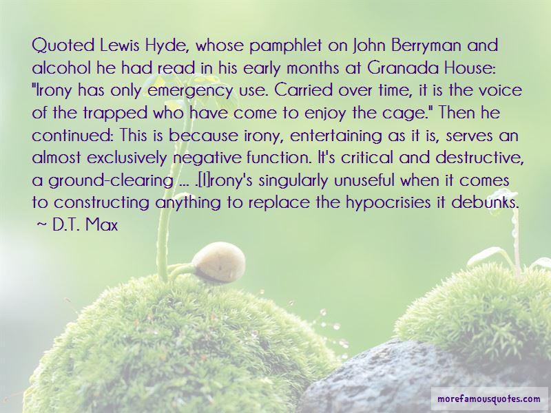John Hyde Quotes