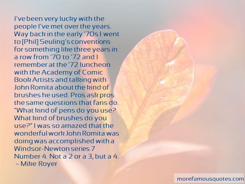 John Romita Quotes Pictures 3