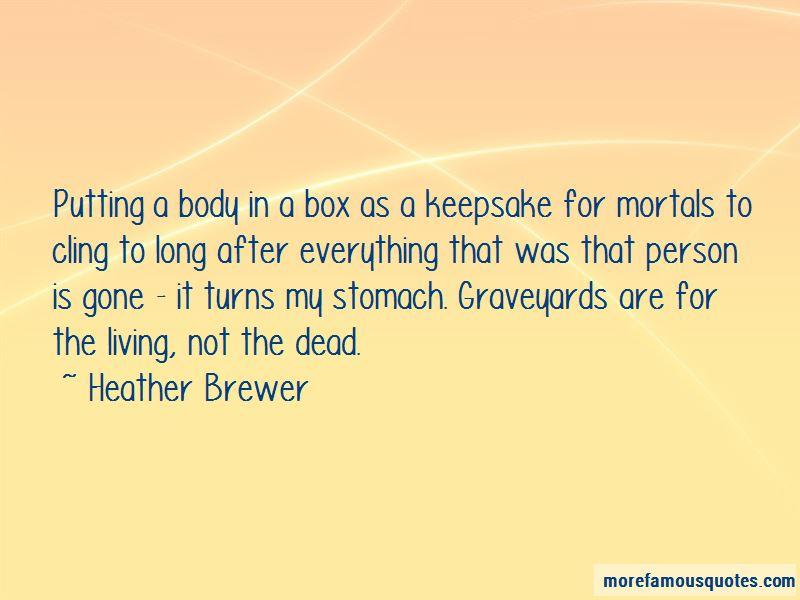 Keepsake Box Quotes
