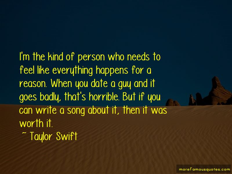 Kind Of Person Quotes