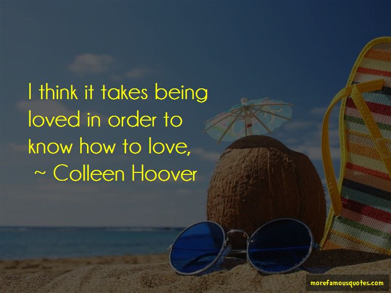 Know How To Love Quotes Pictures 3