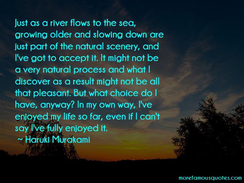 Life So Far Quotes