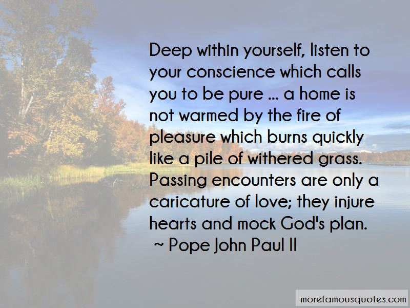 Listen To Your Conscience Quotes Pictures 2
