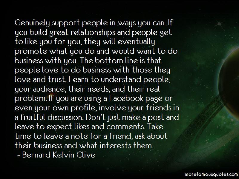 Love Discussion Quotes