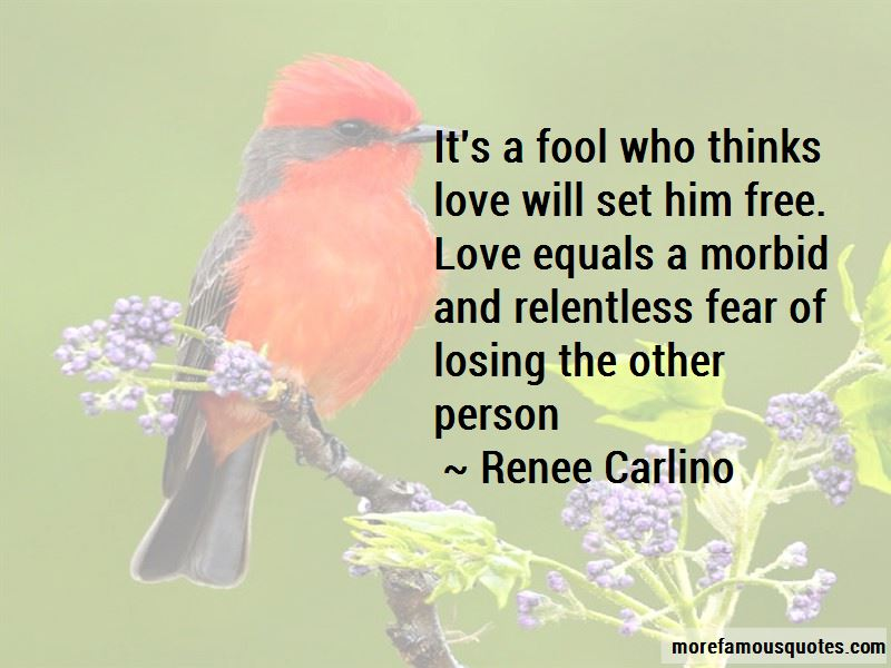 Love Equals Quotes