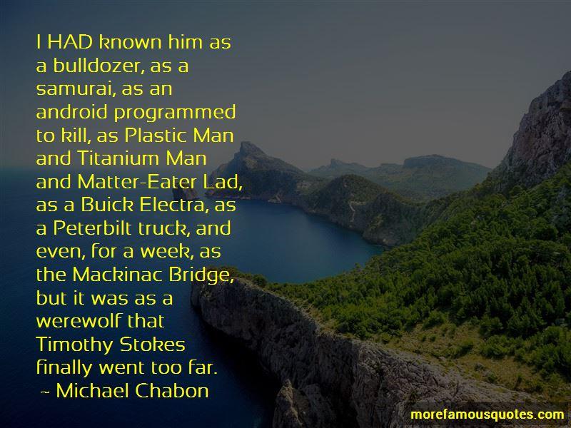 Mackinac Bridge Quotes