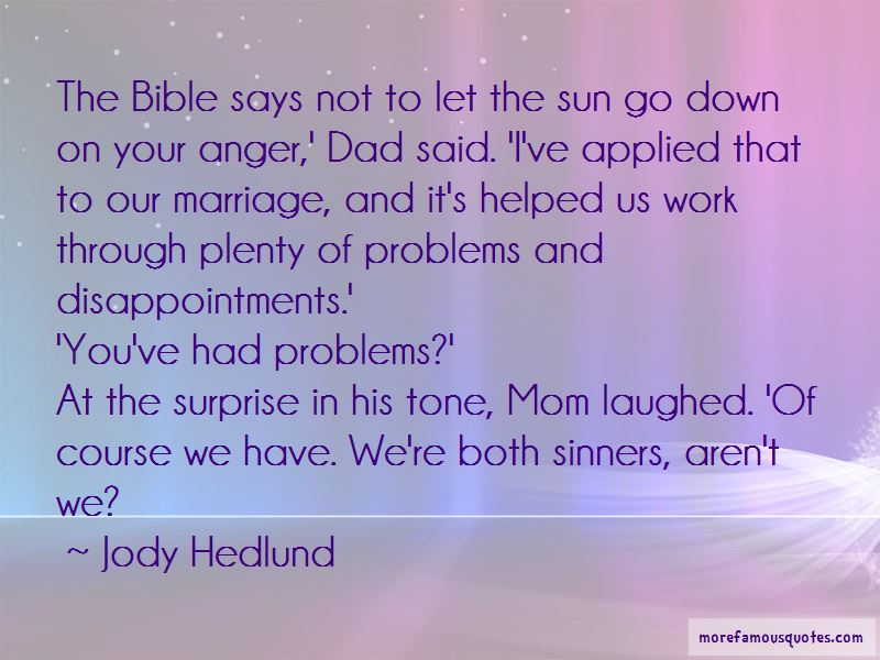 Marriage Problems Bible Quotes