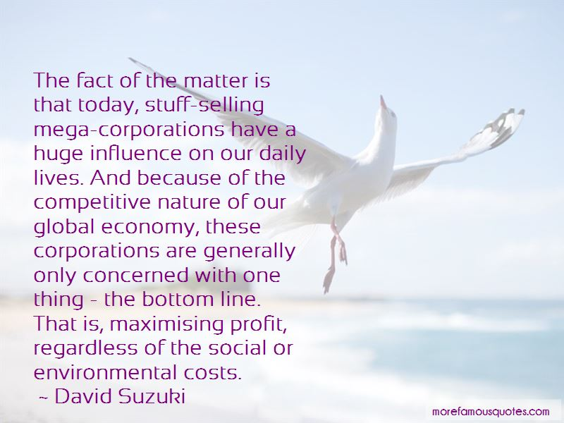 Maximising Profit Quotes