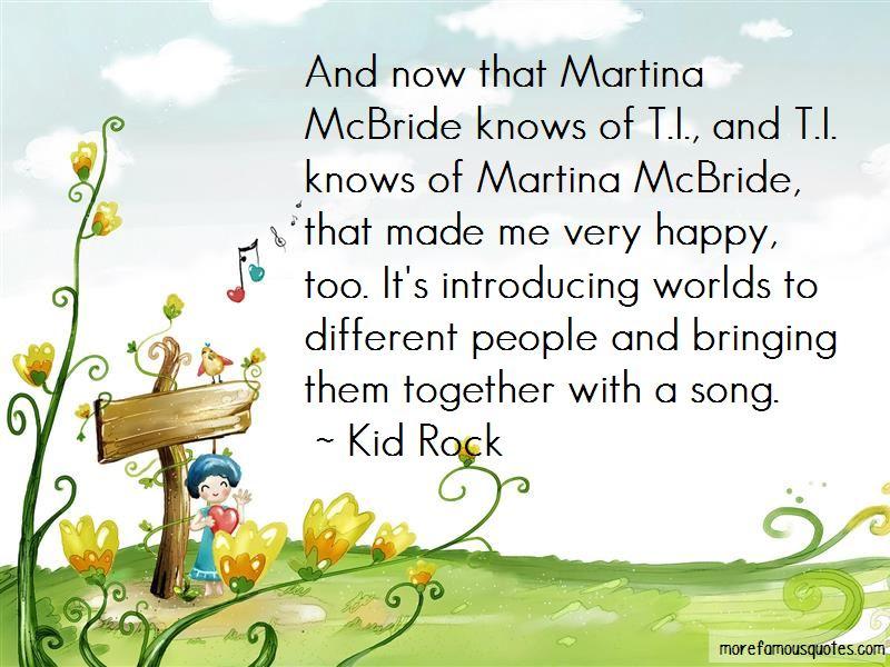 Mcbride Quotes