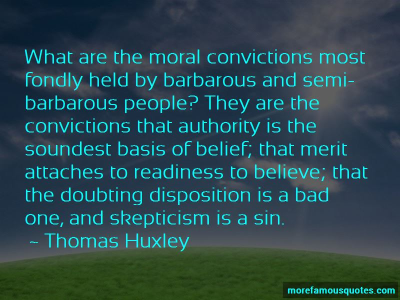 Moral Skepticism Quotes Pictures 4