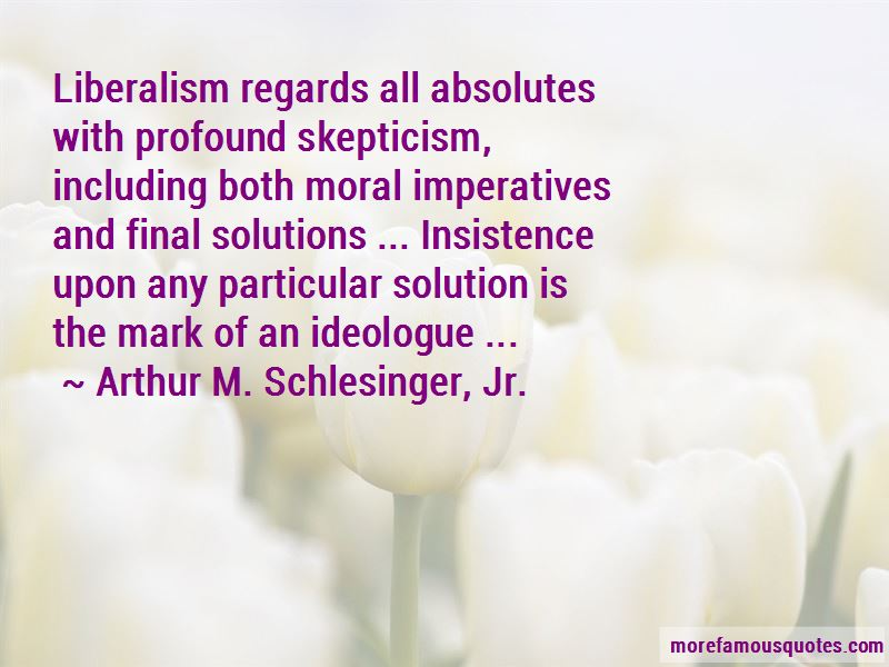 Moral Skepticism Quotes