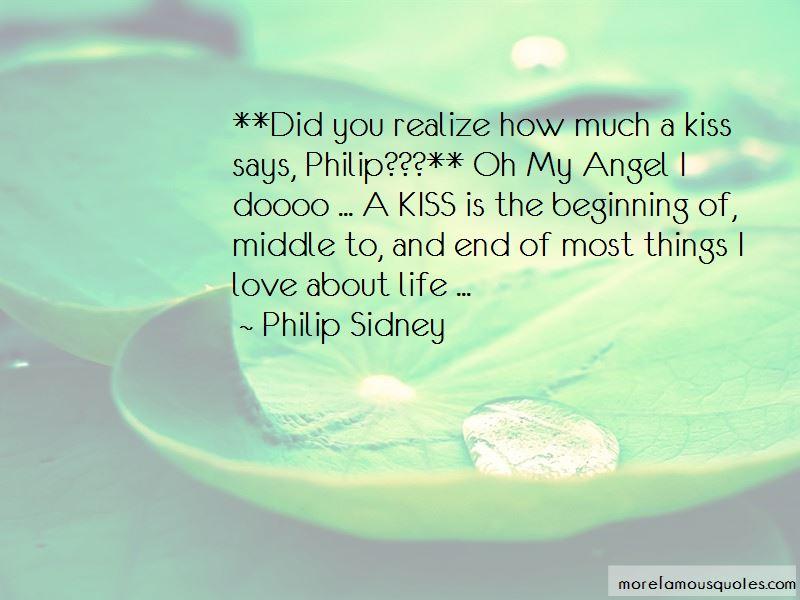 My Angel Quotes