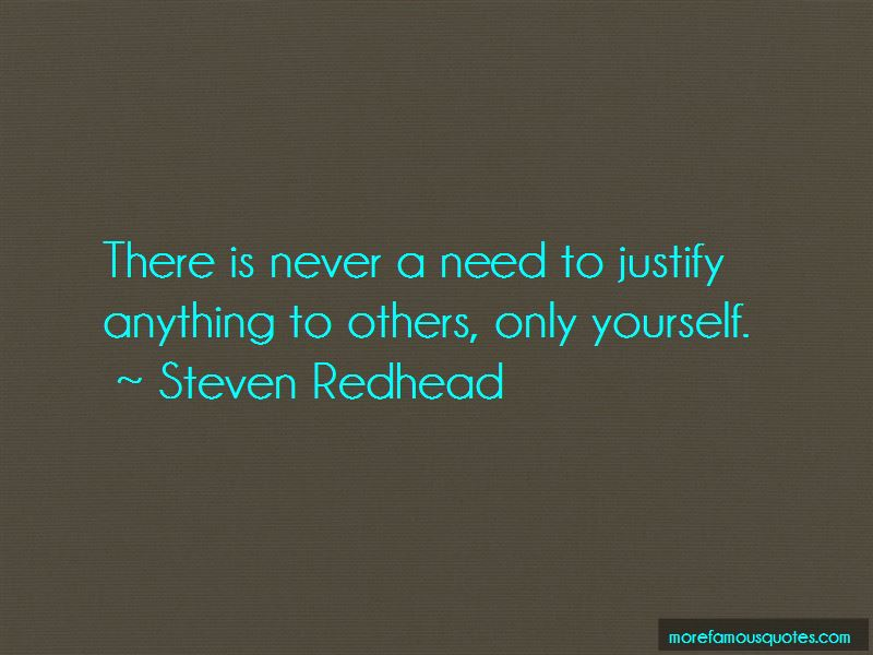 Never Justify Yourself Quotes Pictures 2