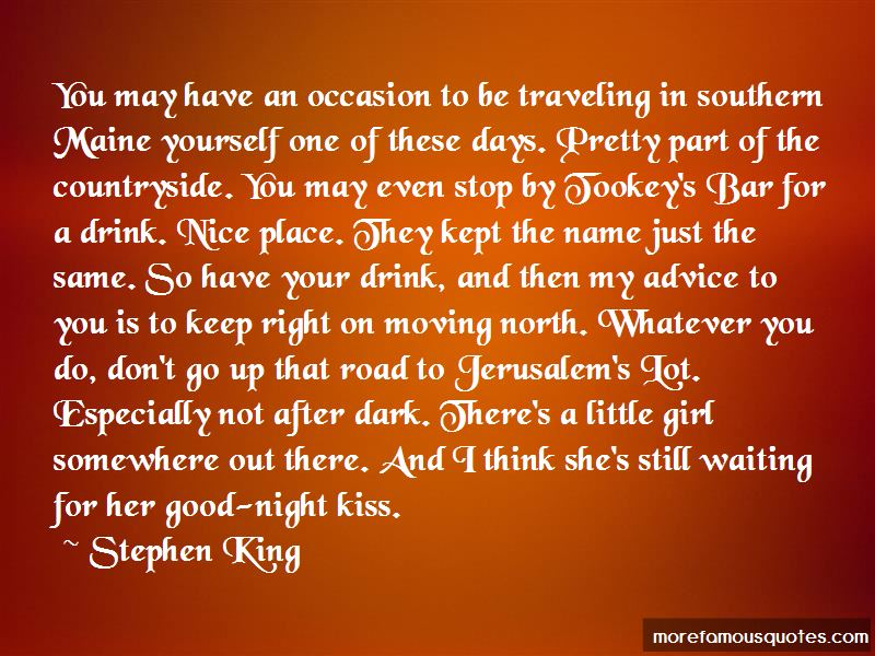 Night Kiss Quotes