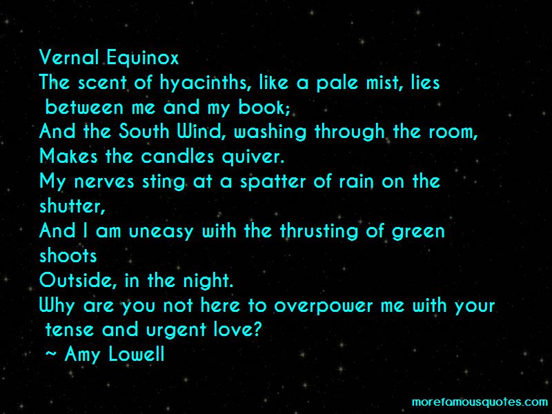 Night Rain Love Quotes Pictures 2