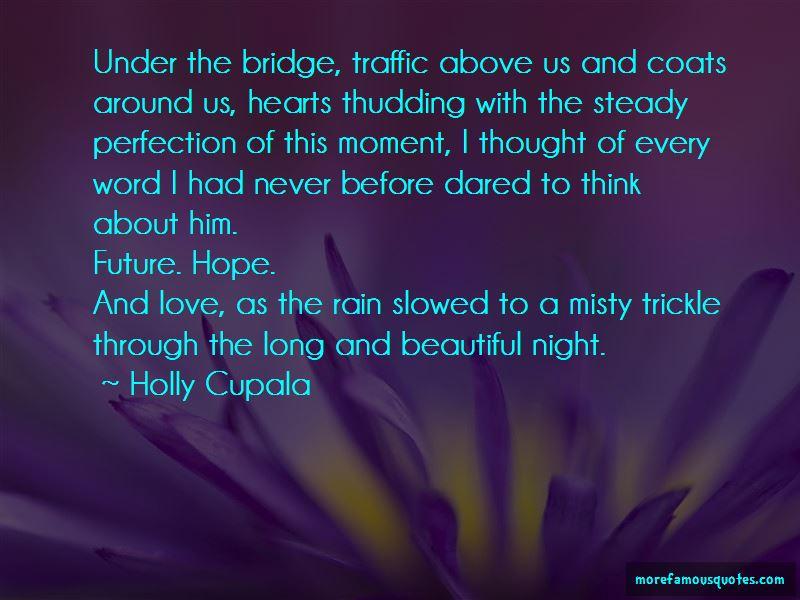 Night Rain Love Quotes Pictures 3